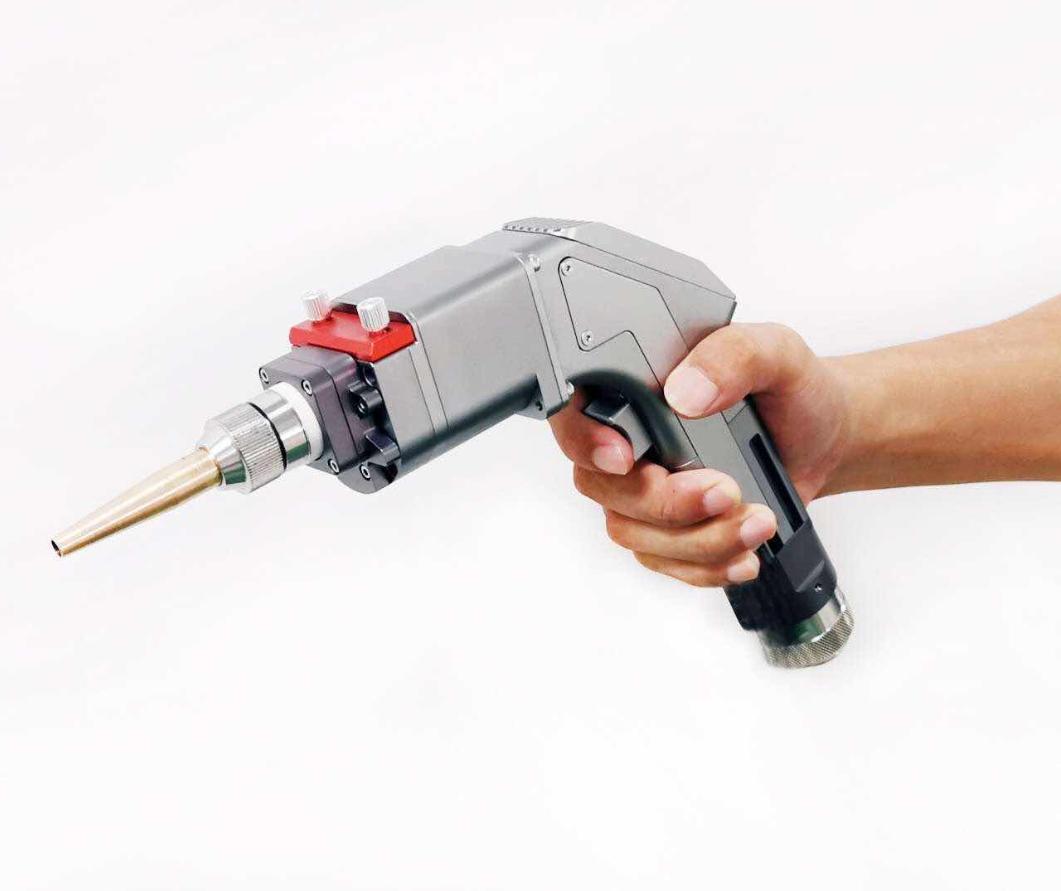 HW920系列手持激光焊接解决方案