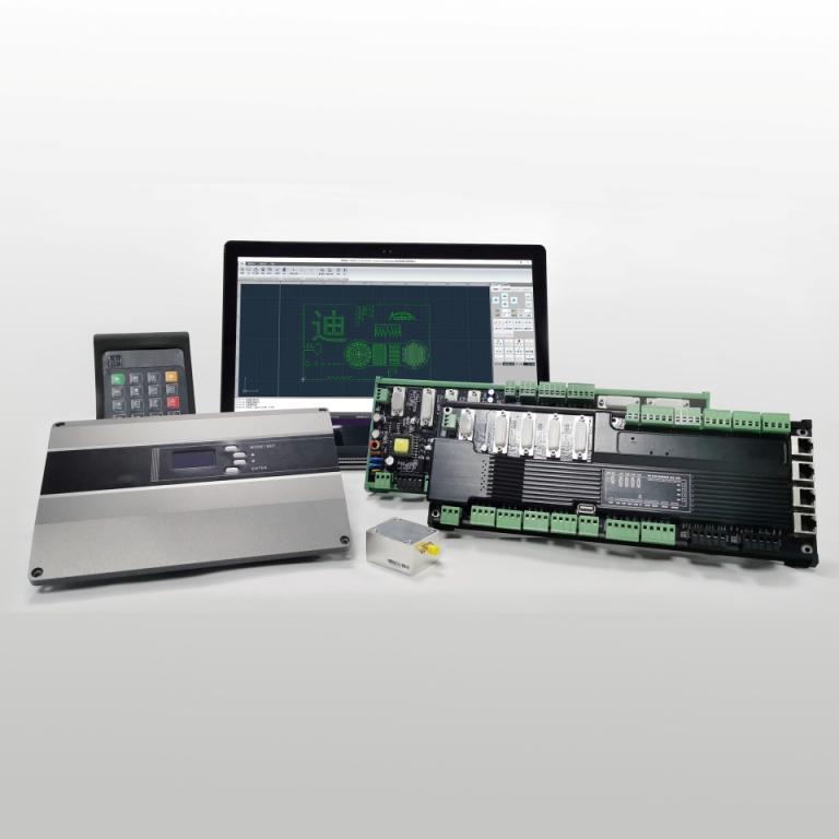 SC激光平板切割数控系统